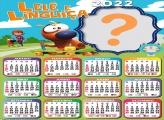 Calendário 2022 Lelê e Linguiça Foto Online