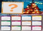 Calendário 2019 Bom Natal Feliz Natal
