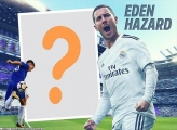 Montar Fotos Eden Hazard no Real Madrid