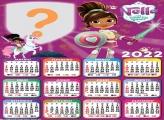 Calendário 2022 Princesa Nella Editar Online