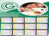 Calendário 2017 Góias Futebol