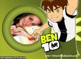 Moldura Ben 10 Games