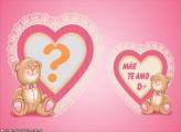 Ursinhos Mãe Te Amo D+