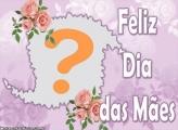 Colagem de Foto de Feliz Dia das Mães