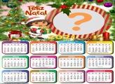 Calendário 2021 Dora Aventureira de Natal