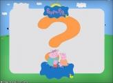 Montagem Digital da Peppa Pig