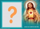 Jesus Foto Montagem
