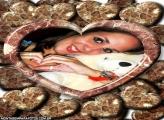 Pedras Em Forma De Corações