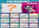Foto Moldura Grátis Calendário 2022 EncrenCão