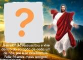 Mensagem de Feliz Páscoa Ressurreição