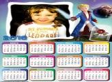 Calendário 2018 Pequeno Príncipe