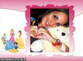 Moldura Princesas Da Disney