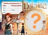 Convite A Bailarina
