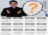 Calendário 2019 Padre Robson Trindade
