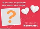 Colagem Online Dia dos Namorados Pura Química