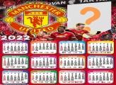 Calendário 2022 Manchester United Montar Imagem