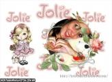 Moldura Jolie Florista