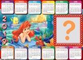 Calendário 2019 Horizontal Ariel