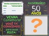 Convite 50 Anos