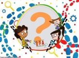 FotoMoldura DPA Detetives do Prédio Azul