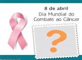 Dia Mundial do Combate ao Câncer Moldura