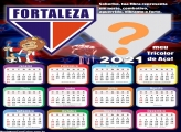 Calendário 2021 Fortaleza Time de Futebol