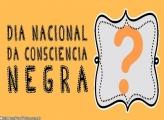 Consciência Negra Foto Montagem
