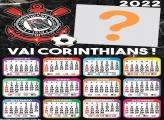 Calendário 2022 Corinthians Foto Online