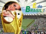 Moldura Taça de Ouro Brasil