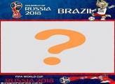 Moldura Copa do Mundo Rússia 2018