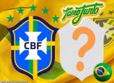 Moldura da Seleção Brasileira