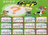 Calendário 2022 Fazer Grátis Johnny Test