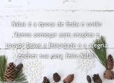 Orações e louvor Feliz Natal