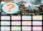 Calendário 2020 Alice no Pais das Maravilhas