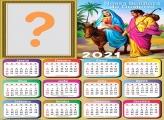 Calendário 2021 Nossa Senhora do Desterro Colagem Online