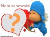 Dia dos Namorados Cúpido Coração
