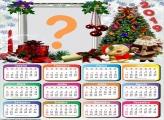 Calendário 2019 Gatinho Cantor de Natal