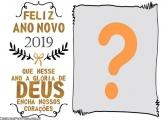 Que Nesse Ano a Glória de Deus