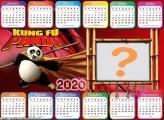 Calendário 2020 Kung Fu Panda Horizontal
