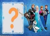 Colagem de Fotos Frozen