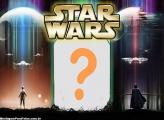 Montagem Star Wars Moldura