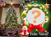 Guirlanda de Natal Feliz Natal