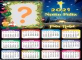 Calendário Religioso 2021 Noite Feliz de Natal
