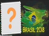 Moldura Brasil 2018