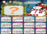 Calendário 2022 Feliz Natal Snoop Online