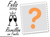 Feliz 2019 Reveillon em Família