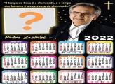 Calendário 2022 Padre Zezinho Colar Imagem