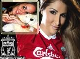 Moldura Lucy Pinder Liverpool
