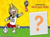 Mascote Copa da Rússia