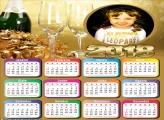 Montar Calendário 2018 Festa Fim de Ano
